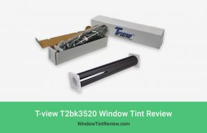 T-view T2bk3520 Window Tint Review